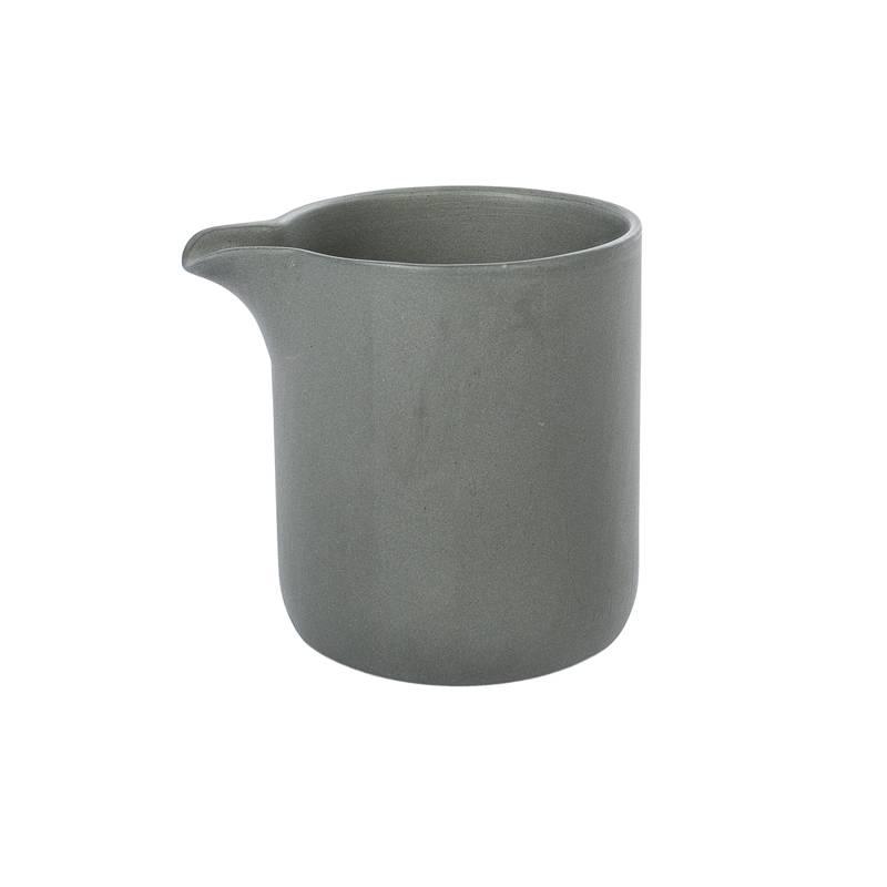 sue pryke kleine karaf - charcoal