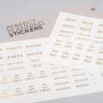 mus stickersheet copper