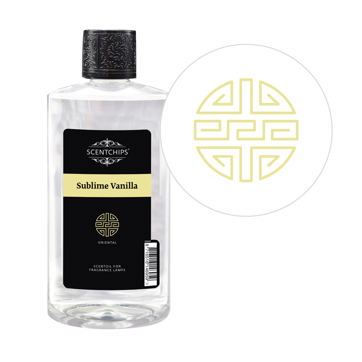 Sublime Vanilla fragrance oil ScentOil