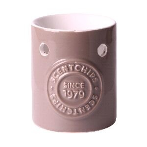 Scentchips® Regular embossed since 1979 Taupe Wachsbrenner