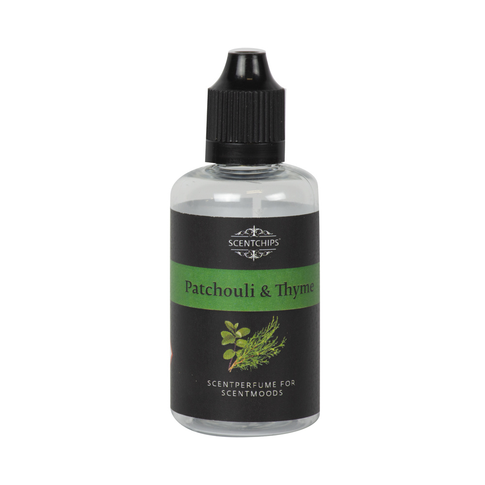 Scentchips® Patchouli & Thyme - fragrance oil for the ScentMoods fragrance machine