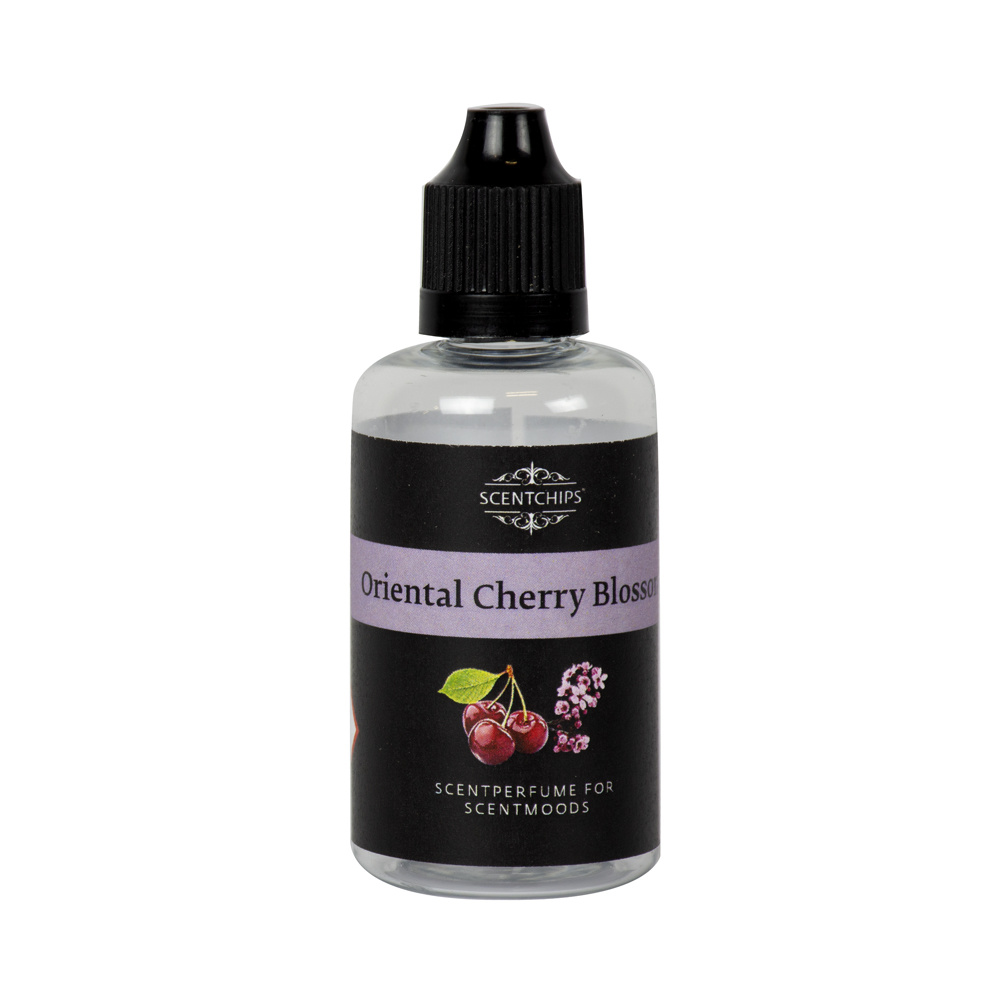 Scentchips® Oriental Cherry Blossom - fragrance oil for the ScentMoods fragrance machine