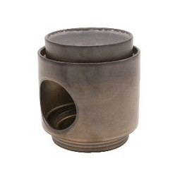 Dome L Bronze wax burner ScentBurner