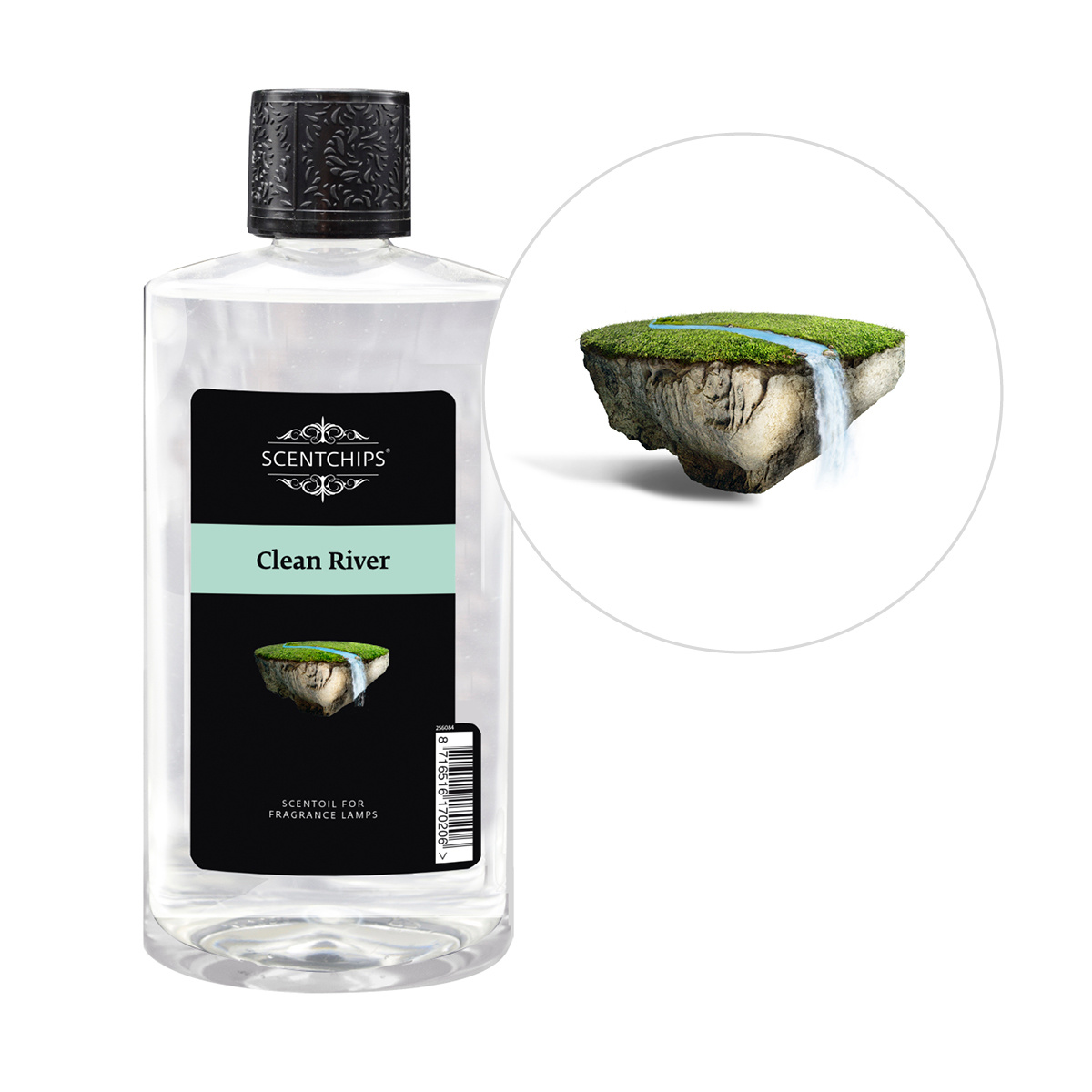 Clean River fragrance oil ScentOil