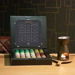 ScentChips The Collection Box - verzameldoos 4×36 geurchips ScentBoxes