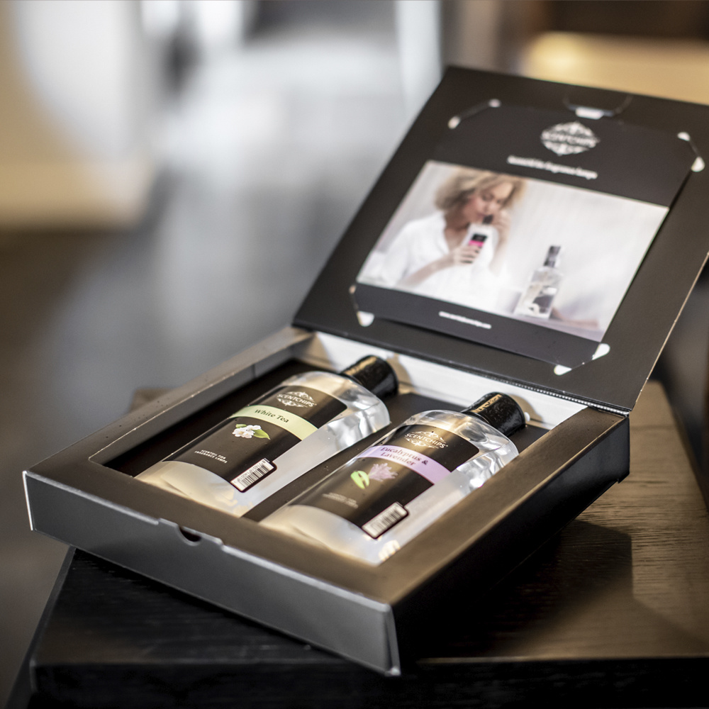 Giftset 2x 475ml of choice - Gift set ScentGifts