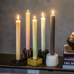 Dinner Candle Born Delicious – Fragrance candle – ScentCandles