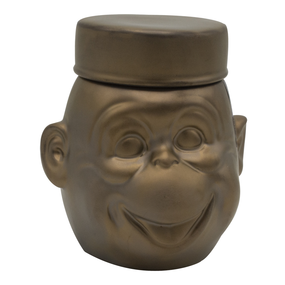Scentchips® Monkey Big Matt Gold Wax burners - ScentBurners