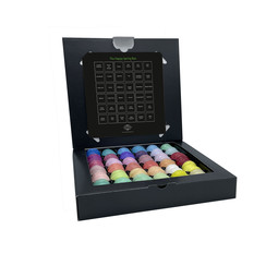 Scentchips® ScentChips The Happy Spring Box - storage box 4x36 fragrance chips ScentBox