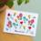 Bloom Your Message Zaaibare kaart - Blumen für Dich! (bloemenmix)