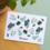 Bloom Your Message Zaaibare kaart - Félicitations! (bloemenmix)