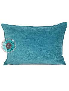 Esperanza Deseo Kussen turquoise 70x50