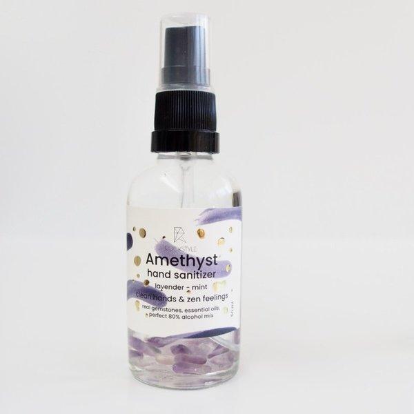 Hand Sanitizer NAVULLING: ZEN - Amethyst (200ml)
