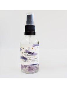 Hand Sanitizer: ZEN - Amethyst (50ml)