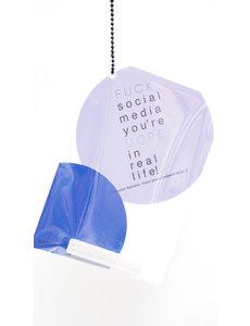 Wenskaart & Seleniet: Fuck social media