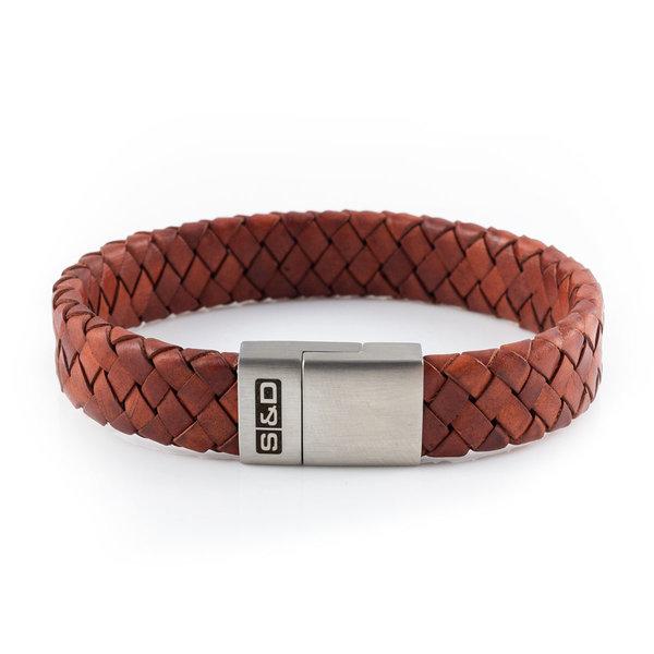 Said and Done Armband Vinci Crimson