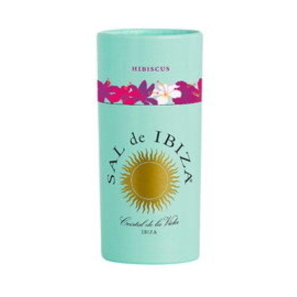 Sal de Ibiza - Granito zeezout met Hibiscus