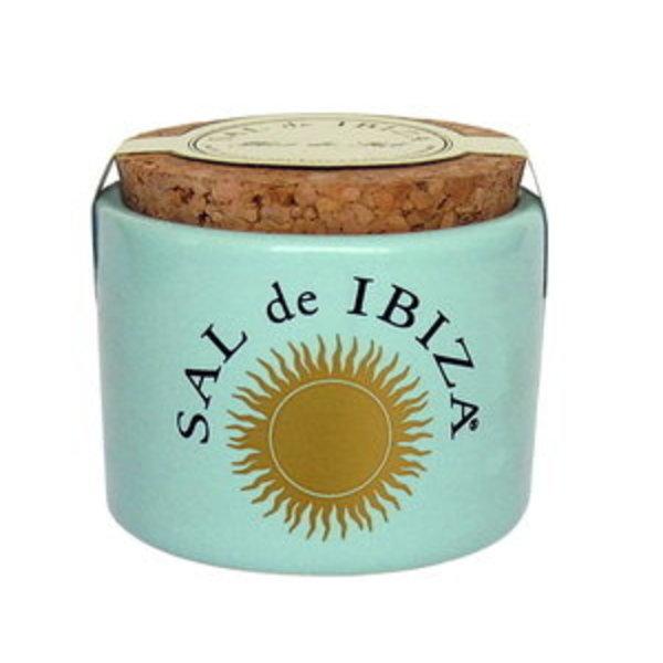 Sal de Ibiza - Fleur de Sel - 30gr (keramische pot)