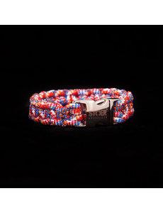 Stoer Armbanden STOER Paracord armband Nederlands TROTS