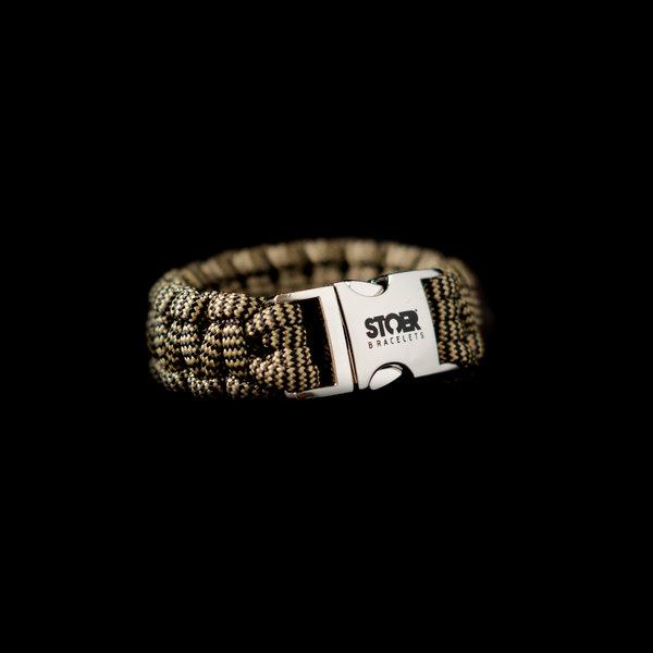 Stoer Armbanden STOER Paracord armband Milou