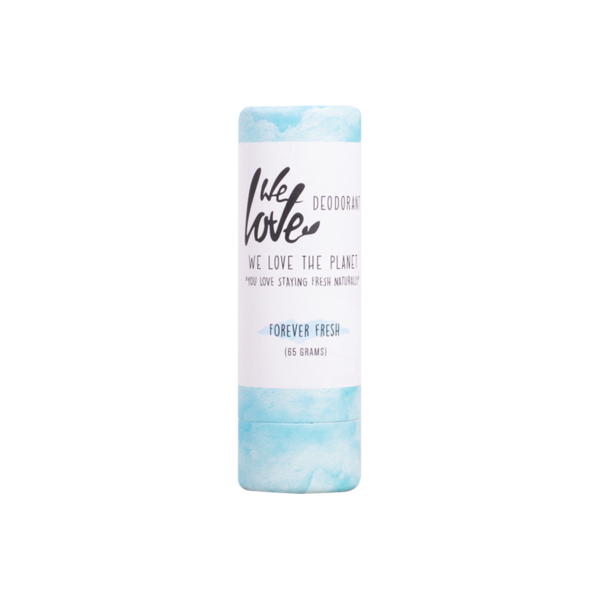 We Love The Planet Natuurlijke deodorant stick – Forever Fresh