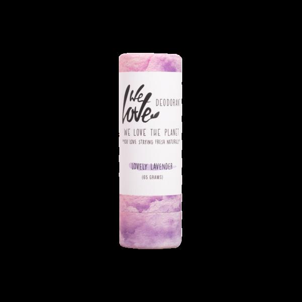 We Love The Planet Natuurlijke deodorant stick – Lovely Lavender