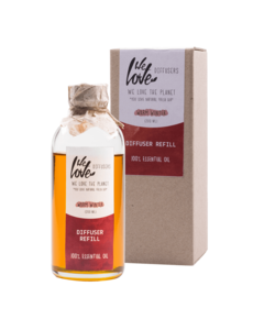 We Love The Planet Navulfles diffuser - Warm Winter - 200ml