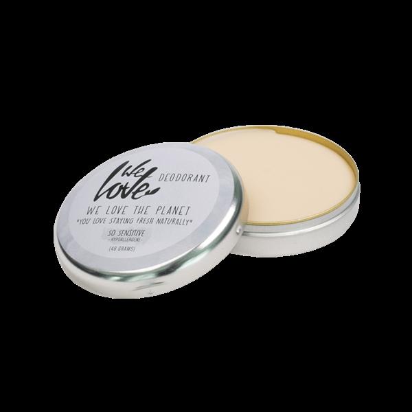 We Love The Planet Natuurlijke deodorant So Sensitive