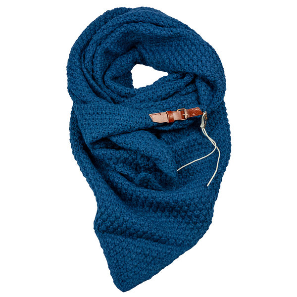 LOT83 - Sjaal Lot donkerblauw