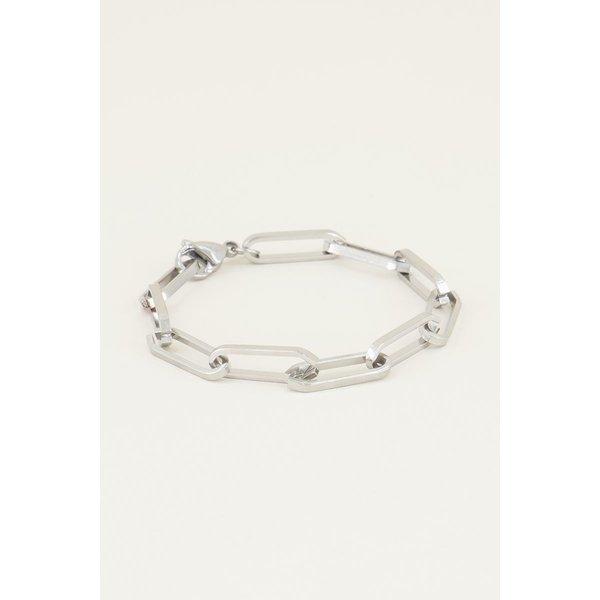 My Jewellery My Jewellery Armband met schakels