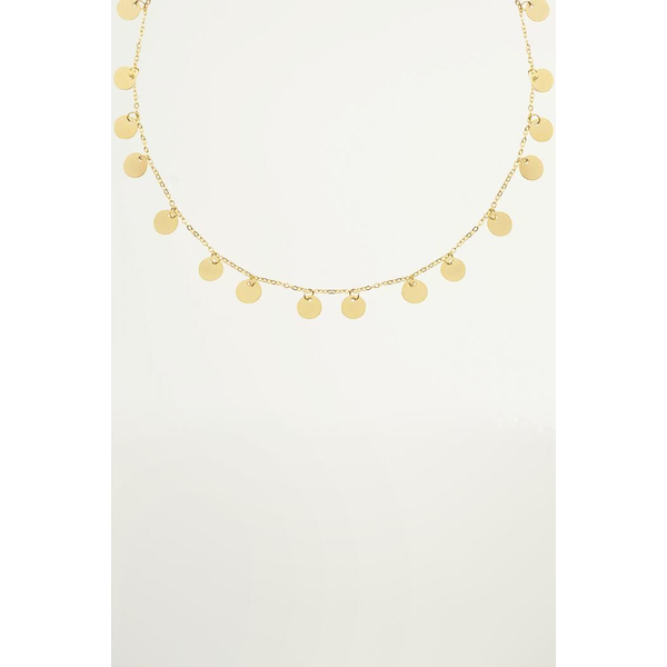 My Jewellery My Jewellery Coin Necklace