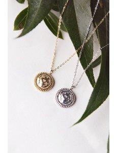 My Jewellery My Jewellery Ketting met wereldbol