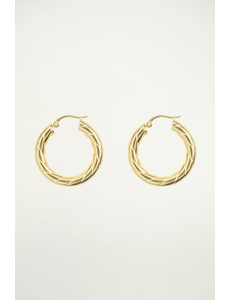 My Jewellery My Jewellery Oorringen touwpatroon
