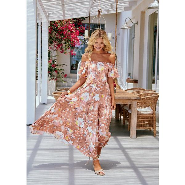Jaase Jaase - Maxi jurk Kia Claudette