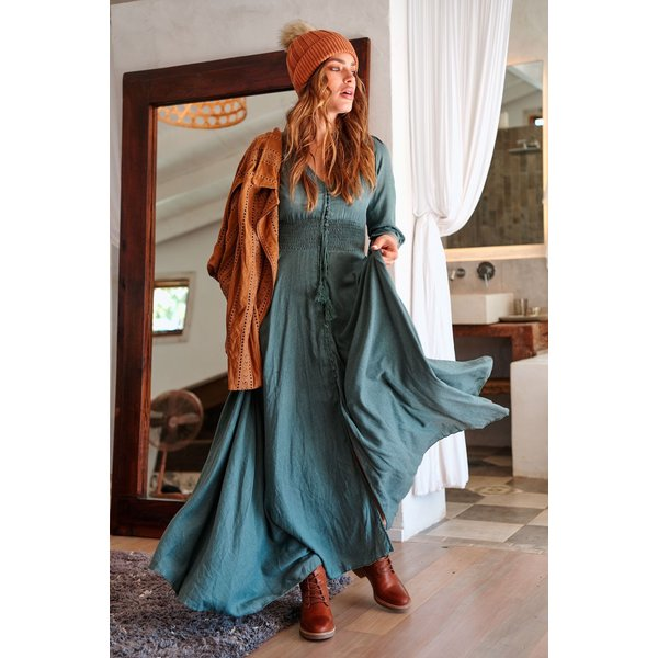 Jaase Jaase - Maxi jurk Jamais Indiana