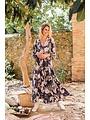Jaase Jaase - Maxi jurk Bloom Anita