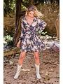 Jaase Jaase - Korte jurk Bloom Caprio