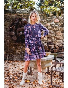 Jaase Jaase - Korte jurk Luna Fernanda