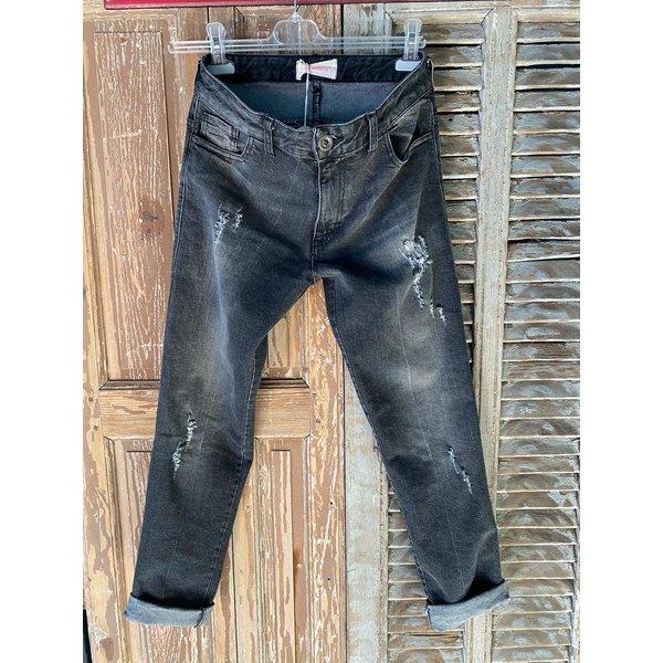 Banditas Banditas Tight Jeans zwart