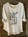 Banditas Banditas Longsleeve shirt Don't touch