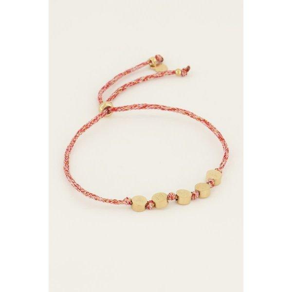 My Jewellery My Jewellery Touw Armband Amour