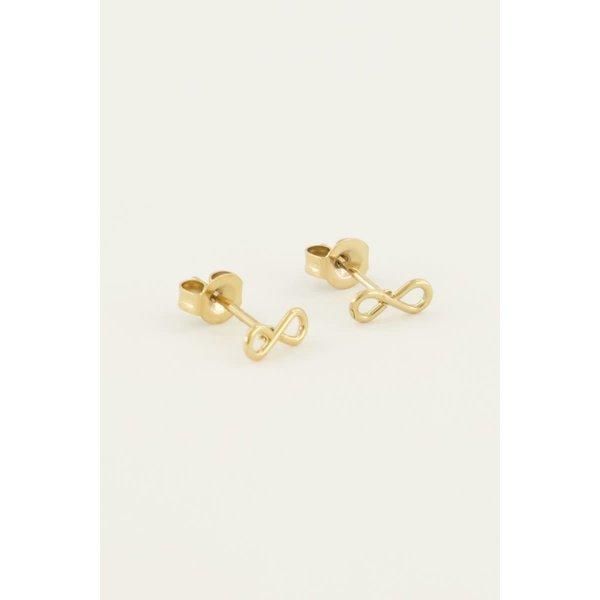 My Jewellery My Jewellery Studs infinity