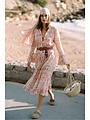 Isla Ibiza Bonita Isla Bonita Ibiza - Maxi jurk Kilim Pastel