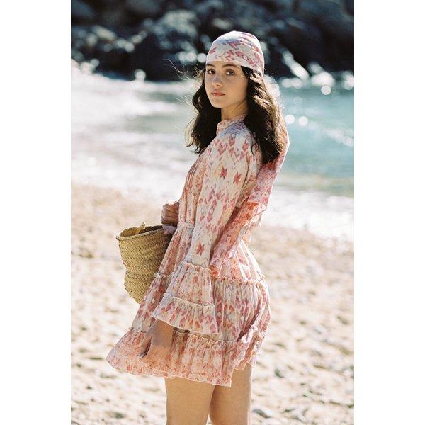 Isla Ibiza Bonita Isla Bonita Ibiza - Korte jurk  Kilim Pastel