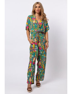 Gold & Silver - Jumpsuit Funky