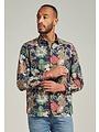 Dstrezzed Dstrezzed - Linnen blouse met bloemenprint