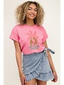 My Jewellery My Jewellery - Roze t-shirt freedom cut me loose