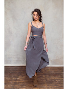 MOOST Wanted MOOST Wanted - Wikkelrok Angel Washed Grey