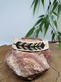 PerlasLindas Handgemaakte armband Veren Miyuki 9