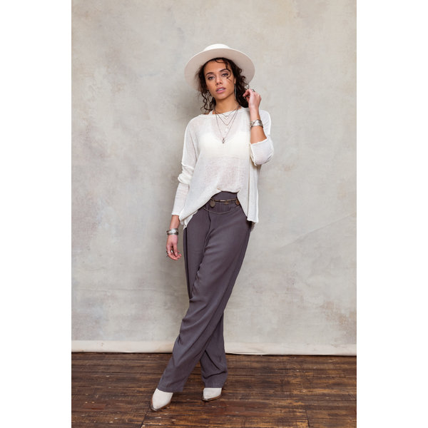 MOOST Wanted MOOST Wanted - Amora broek Washed Grey